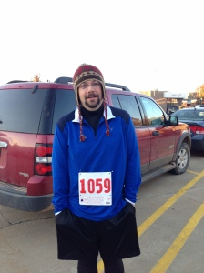 Turkey Trot in Siloam Srpings, 29:15.